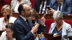 La France restitue au Sénégal le sabre d'El Hadj Omar Tall