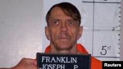 Joseph Paul Franklin, seorang pendukung 'supremasi kulit putih', dijatuhi hukuman mati hari Rabu 20/11 (foto: dok).