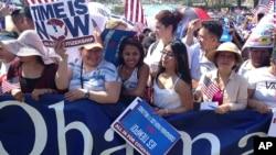 Immigration Reform Rallies