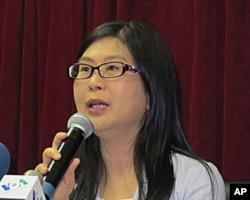 台湾陆委会主委赖幸媛