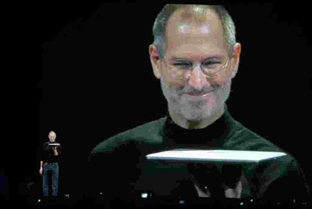 El recorrido de Steve Jobs