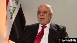 하이데르 알아바디 이라크 총리.