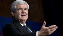 Newt Gingrich sólo logró ganar elecciones primarias en dos estados.