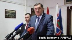 Dodik danas podnio zahtjev za redovnu vizu