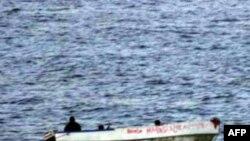 Tàu có võ trang bị nghi là của hải tặc ngoài khơi Somalia