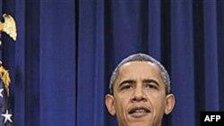Президент США Барак Обама. Вашингтон. 29 ноября 2010 года