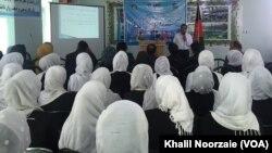 صحت روانی در محل کار شعار امسال تجلیل از روز جهانی صحت روانی در افغانستان بود.