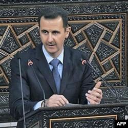 Prezident Bashar al-Assad nazarida g'alayon – xorij va terrorchi guruhlar fitnasi