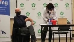 Bajden vakcinisan protiv koronavirusa