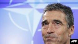 Tổng thư ký NATO Anders Fogh Rasmussen
