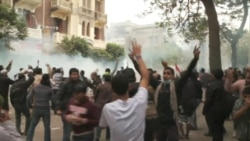 Pre-Election Protests Rock Egypt for Third Day