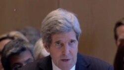 کری: بشار اسد جايی در دولت انتقالی سوريه ندارد