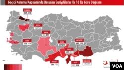syrian refugees turkey report