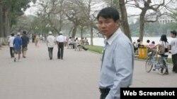 Blogger Trương Duy Nhất, chủ nhân trang blog 'Một góc nhìn khác' (Ảnh: Facebook).