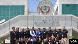 د افغانستان کرکټ بورډ یوه ۱۴ کسیزه ډله د کپتان اصغر ستانکزي په مشرۍ ټاکلې ده