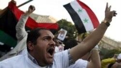 در اعتراضات در سوریه دست کم چهار تن کشته شدند