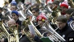 Koncert u Dalasu povodom božićnih praznika