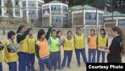 Ðội tuyển bóng đá nữ Tây Tạng