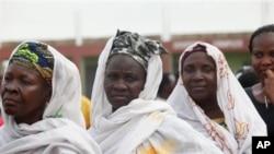 Des femmes yoruba à Ibadan, Nigeria, 9 avril 2011.