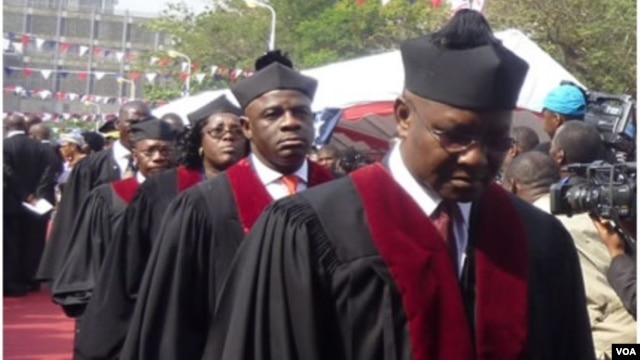 Justice of the Supreme Court of Liberia