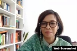 Irma Hidayana Ph D. (Foto: screenshot)