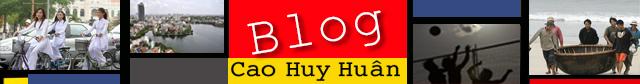 Cao Huy Huân Blog