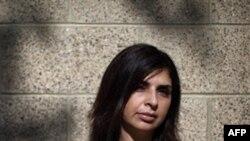 Лейла Тагхави, дочь Резы Тагхави