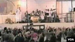 Pentekostalna crkva vrlo popularna, možda zbog svog socijalnog angažmana