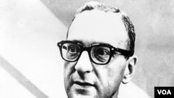 VOA Director Louis G. Cowan