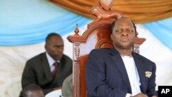 Kabaka Ronald Mutebi, mfalme wa Buganda, mmoja kati ya wafalme wanne wa kijadi nchini Uganda.