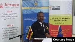 Dr John Mangudya