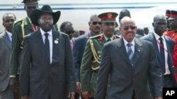 جنوبی سوڈان میں نائب صدر کی تعیناتی