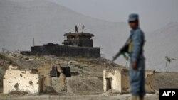 Сотрудник правоохранительных органов Афганистана