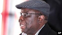 Former Prime Minister Morgan Tsvangirai. (File Photo/AP)