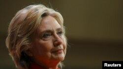 Kaadhimamtuu Prezidaantummaa Ameerikaa Hilarii Kiliinten