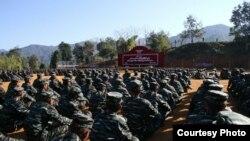 AA army (ရကၡိဳင့္တပ္မေတာ္ - သတင္းႏွင့္ ျပန္ၾကားေရးဌာန)