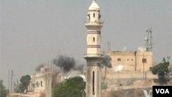 Bạo động, thương vong gia tăng ở Syria