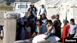 پس از آغاز حملات هوایی ائتلاف به رهبری عربستان سعودی، بیش از دو میلیون شهروند یمنی از خانه های شان بیجا شده اند