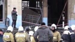 انفجار در ولگاگراد روسيه