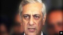 이르판 카디르 파키스탄 법무장관. (자료사진)