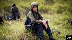 آتش بس دولت کلمبیا با آخرین گروه شورشی