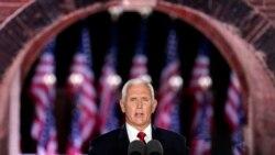 ဒုသမၼတ Mike Pence ဒီမိုကရက္သမၼတေလာင္း Joe Biden အေပၚ ေဝဖန္ထိုးႏွက္