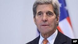 جان کری وزیر خارجه آمریکا: سال گذشته در رابطه ایران و آمریکا سالی با دستاوردهای بی سابقه بود