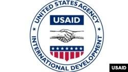 USAID တံဆိပ္ logo။