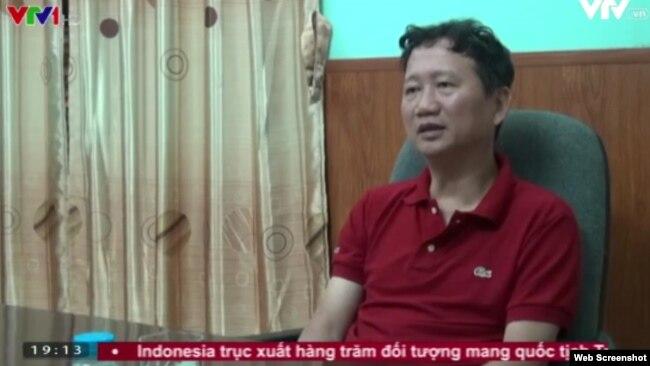 Osin Huy Đức từng đưa đúng tin về vụ Trịnh Xuân Thanh.