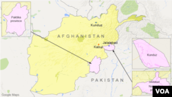Taliban insurgents have taken parts of the northern Afghan city of Kunduz, while the provinces of Nangarhar and Paktika suffered attacks from the Islamic State over the weekend.