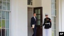 «تیم خاور میانه» کاخ سفید تحت نظر جرد کوشنر، و همچنین جیسون گرینبلات، نمایندگان پرزیدنت ترامپ در امور صلح کار خواهد کرد.
