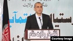 امر الله صالح زیاته کړه چې افغان حکومت تل پر وسله والو طالبانو د سولې د روغې جوړې غږ کړی دی.