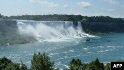 Ujëvara e Niagarës ndër më mahnitëset në botë
