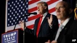 """""""Yo nunca hice negocios en Cuba"""", aseguró Trump el jueves por la noche en una entrevista con NH1 News de New Hampshire."""